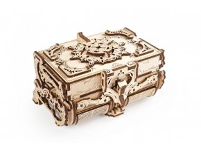 ugearsmodels mechanical model Antique Box 01 max 1000