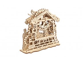 ugears mechanical model nativity scene 03 max 1100