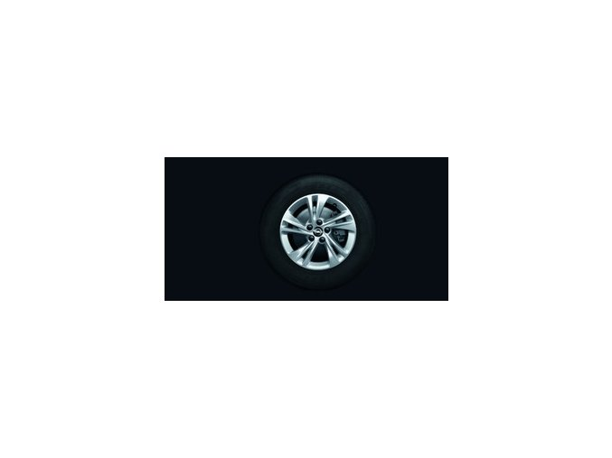 ALLOY WHEEL 16 INCH 5 DOUBLE SPOKE YP00064080 SIZE4