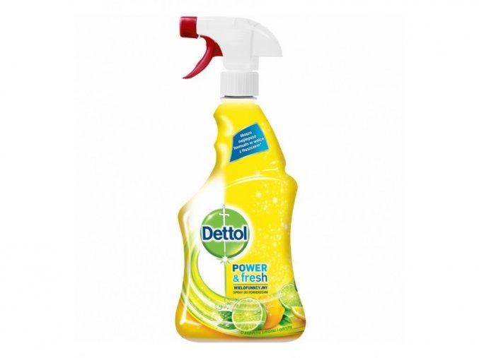 7574 dettol citron a limeta antibakterialni sprej na povrchy 500 ml
