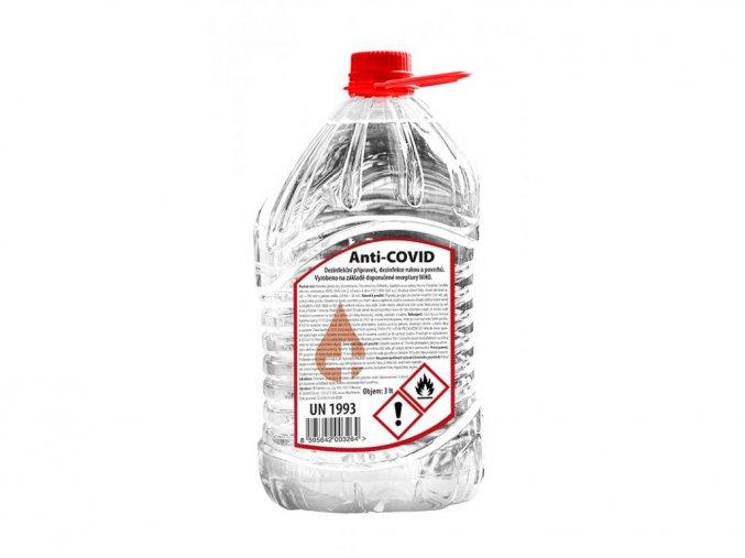 anticovid dezinfekce