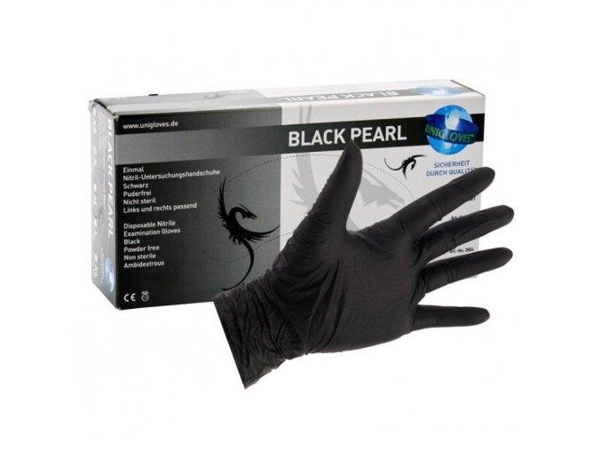 Nitrilové rukavice UNIGLOVES - 200 ks XL