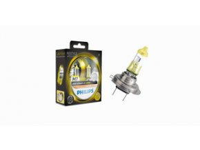 PHILIPS COLORVISION H7 YELLOW SIZE4
