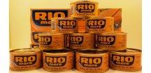 RIO MARE tuňák v olivovém oleji,  1ks 80g