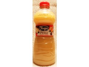 DŽUS,YOGA hruška, 1 litr, bez koncetrátu z vlastní šťávy 50 % ovoce.