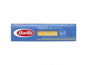 BARILLA SPAGHETTI ČÍSLO 5,SEMOLINOVÉ TĚSTOVINY, 500g