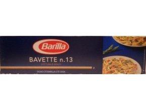 BARILLA BAVETTE, těstoviny, 500g