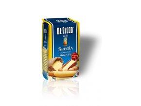 SEMOLA DE CECCO DI GRANO DURO , 1kg,SEMOLA, MOUKA,ZNAČKA DE CECCO, PRO PŘÍPRAVU TĚSTOVIN A CHLEBA, 1kg
