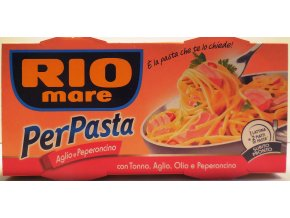 RIO MARE TUŇÁK NA  TĚSTOVINY,160 g.cena na 160.g