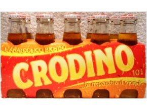 CRODINO,APERITIV, BEZ ALKOHOLU,100 ml LÁHEV, cena za 1 ks