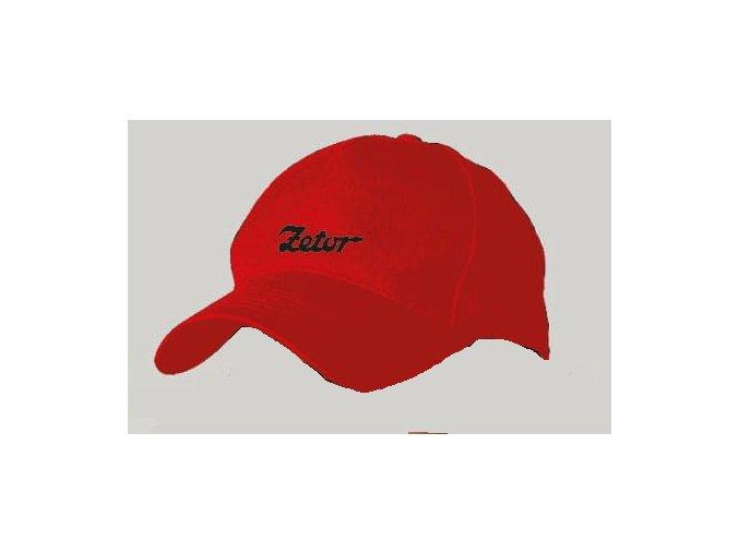 zetor červená
