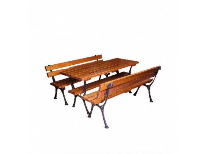 WAL Záhradný nábytok Kowal