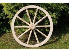 Drevené dekoračné koleso 50cm