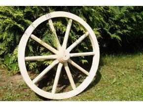 Drevené dekoračné koleso UjoDano 60cm