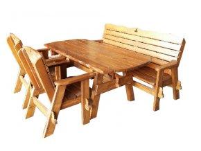 WAL Záhradný nábytok Pohodlnô