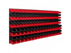 Nástenný organizér na náradie 1734 x 780 + 178 boxov ujodano (2)