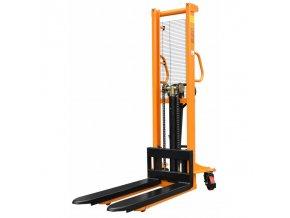Paletový vozík WRHS 1610 1 tona ujo dano (1)