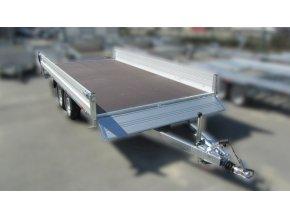 Prívesný vozík Pongratz LH 400020 T AL 2 700 kg ujodano (1)