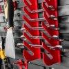 Nástenný organizér na náradie 1050 x 770 mm + 39 boxov ujodano (9)