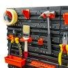 Nástenný organizér na náradie 400 x 800 mm + 6 boxov ujodano (1)
