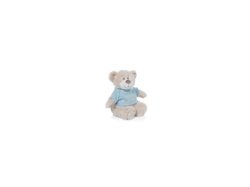 Medvídek plyš modrý 877