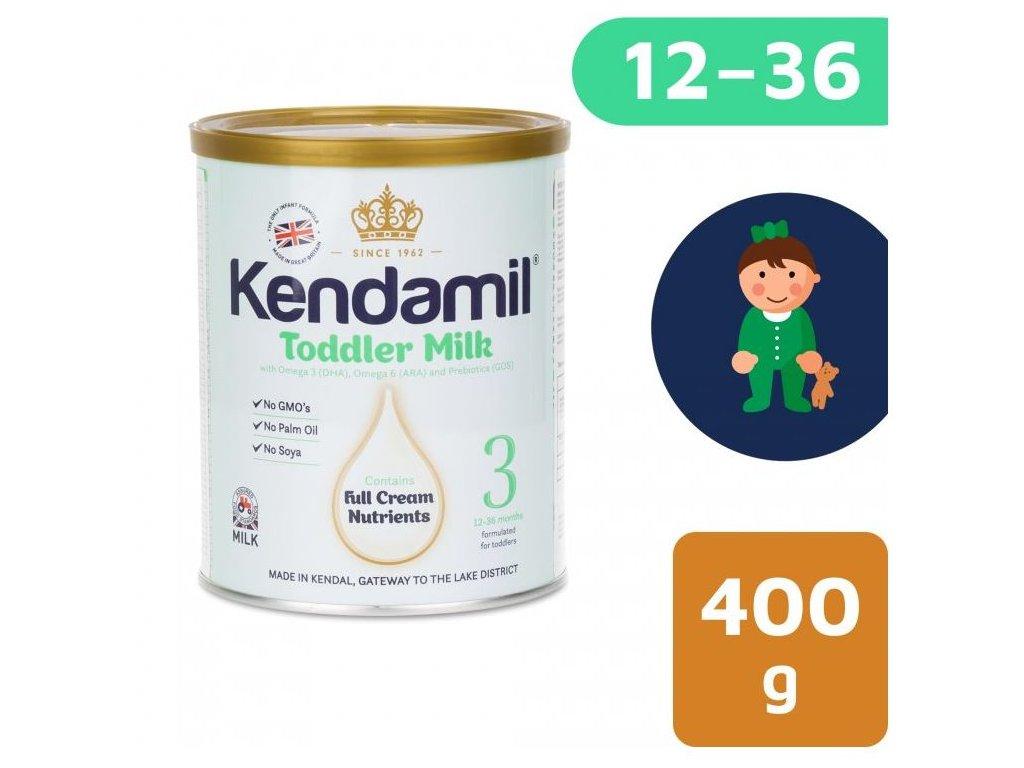 Kendamil batolecí mléko 3 (400 g)