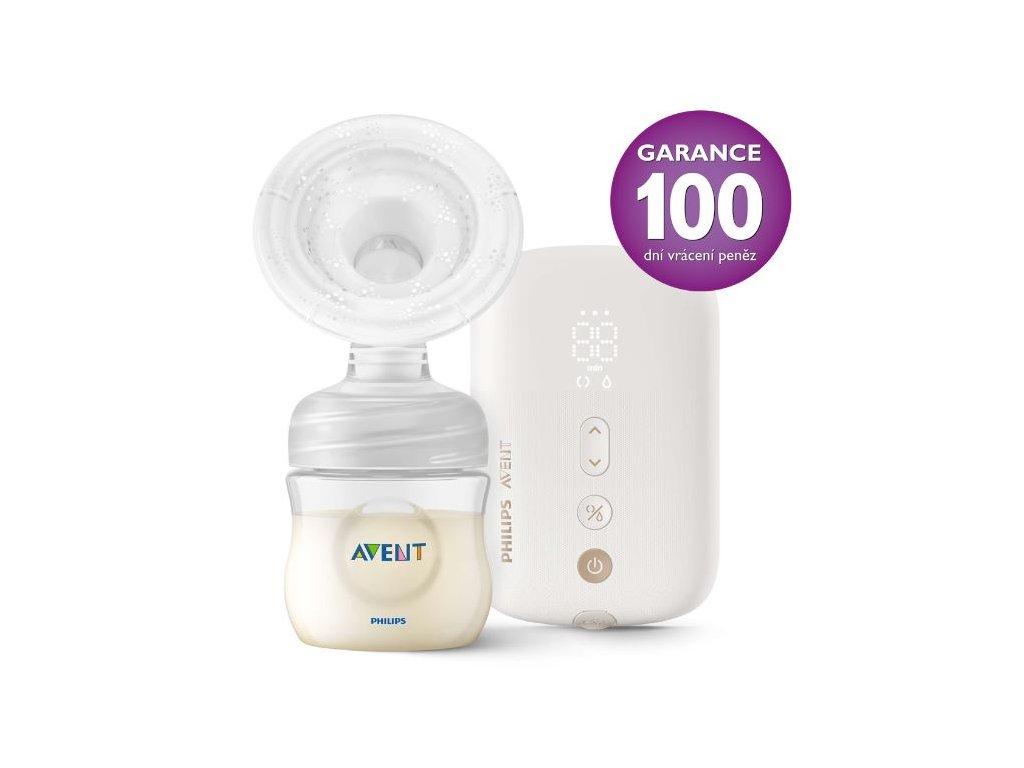 Philips AVENT Odsávačka mateřského mléka elektronická Premium dobíjecí