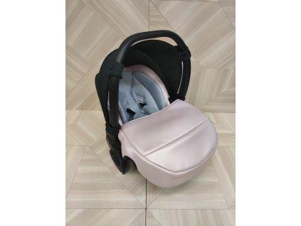 Baby shield ruzova