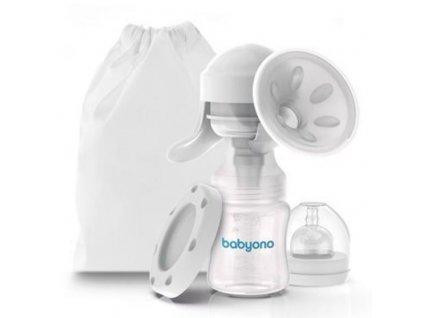 Odsávačka mateřského mléka manuální Anatomy