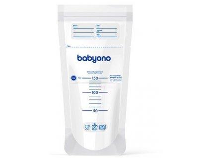 BabyOno sáčky na mateřské mléko 150 ml 20ks