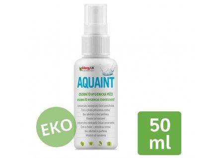Aquaint 100% ekologická čisticí voda (50 ml)