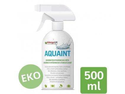 Aquaint 100% ekologická čisticí voda (500 ml)