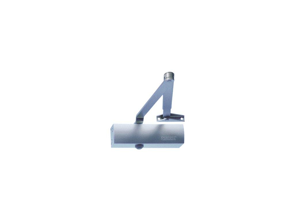 SAMOZAVÍRAČ GEZE TS 1500 Tělo + rameno + montážní deska STŘÍBRNÝ