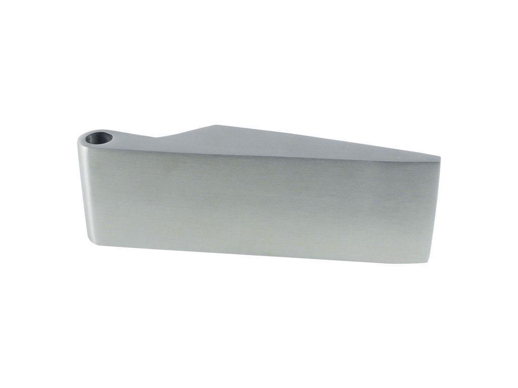 Panty pro skleněné dveře 2505 F9 aluminium Coruna