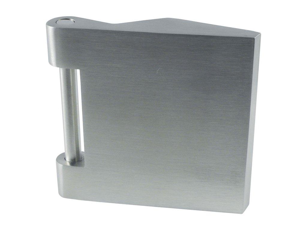 Panty pro skleněné dveře 2515 F9 aluminium