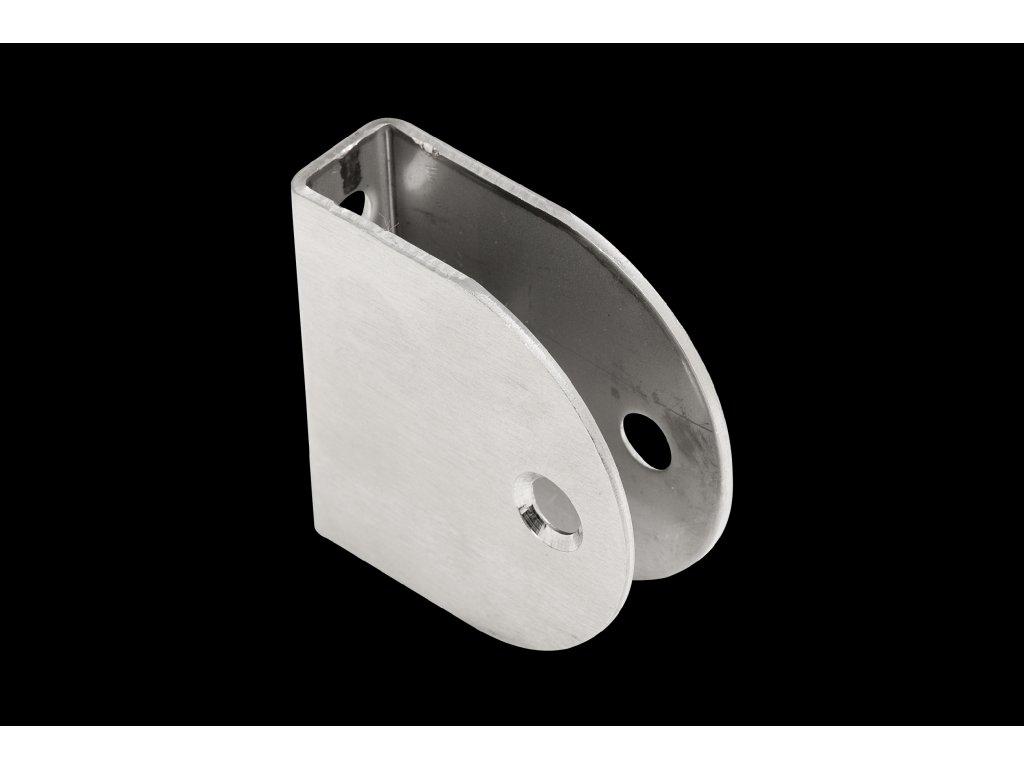 DRŽÁK STĚNY 599-18mm pro kabinové kování (viz. nákres 9) vhodné pro sanitární příčky