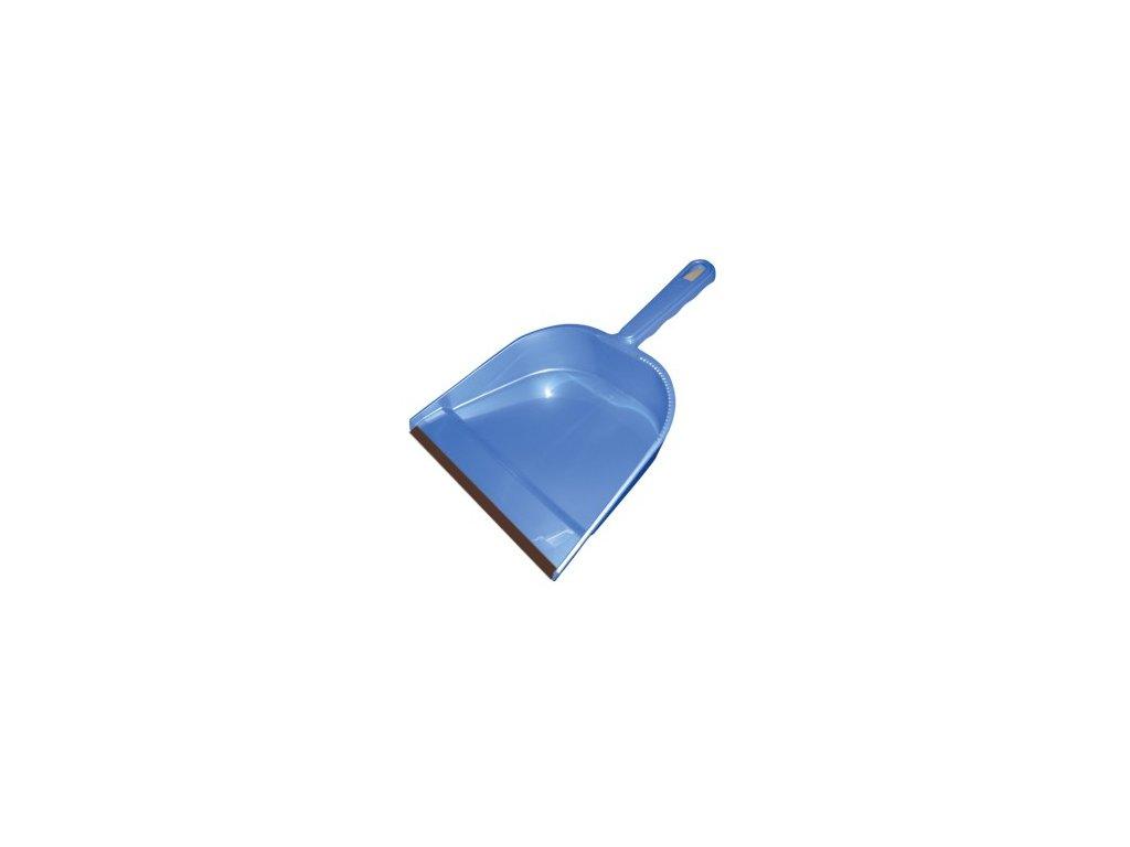 Lopatka s gumou 32,5x22,5 cm plast