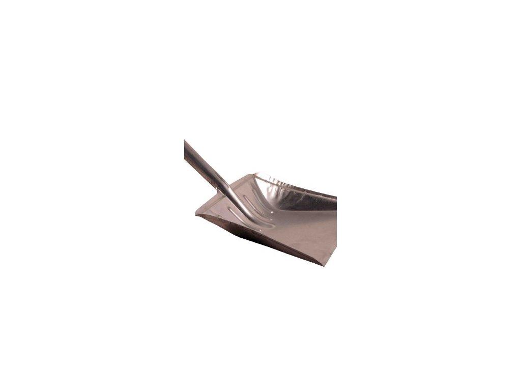 Lopatka kovová široká pozink 36,5x24 cm kov