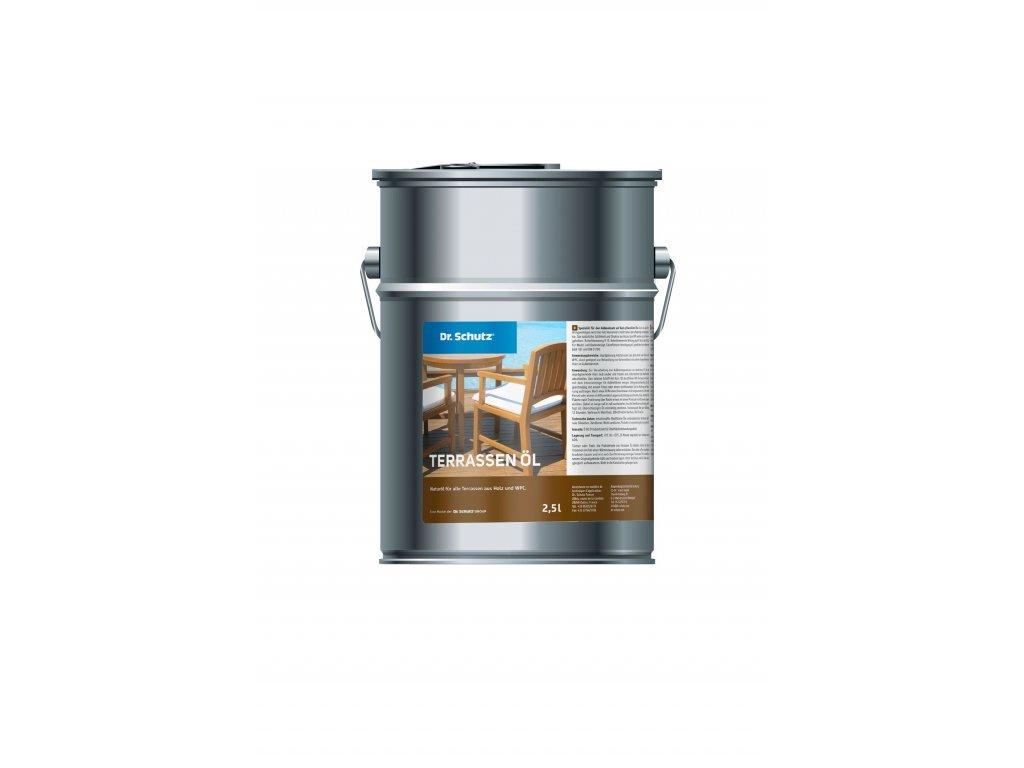 CC Terasový olej světlý 2,5l Mockup D