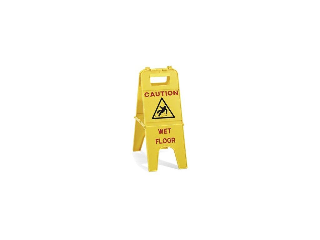 tts varovna tabule wet floor skladaci