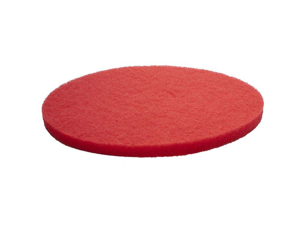 FIBRATESCO  červený polyesterový pad