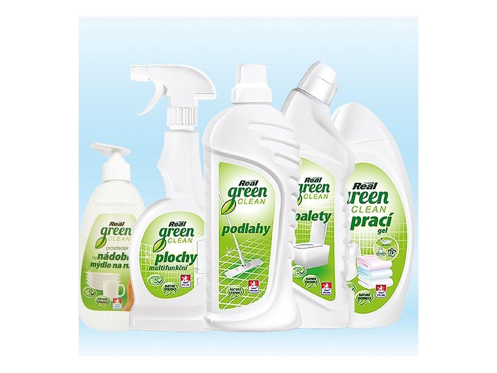 balicek real green clean