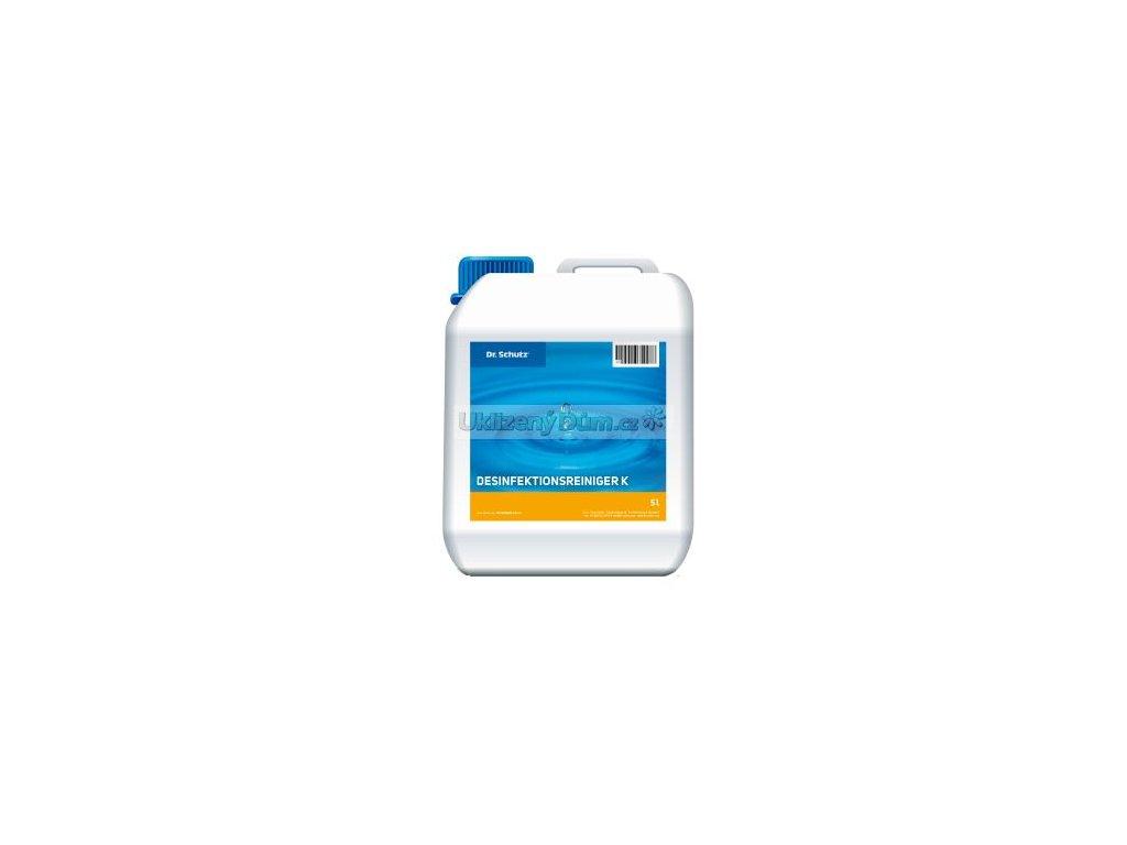 Dr. Schutz - CC Dezinfekční prostředek, koncentrát - 5 L