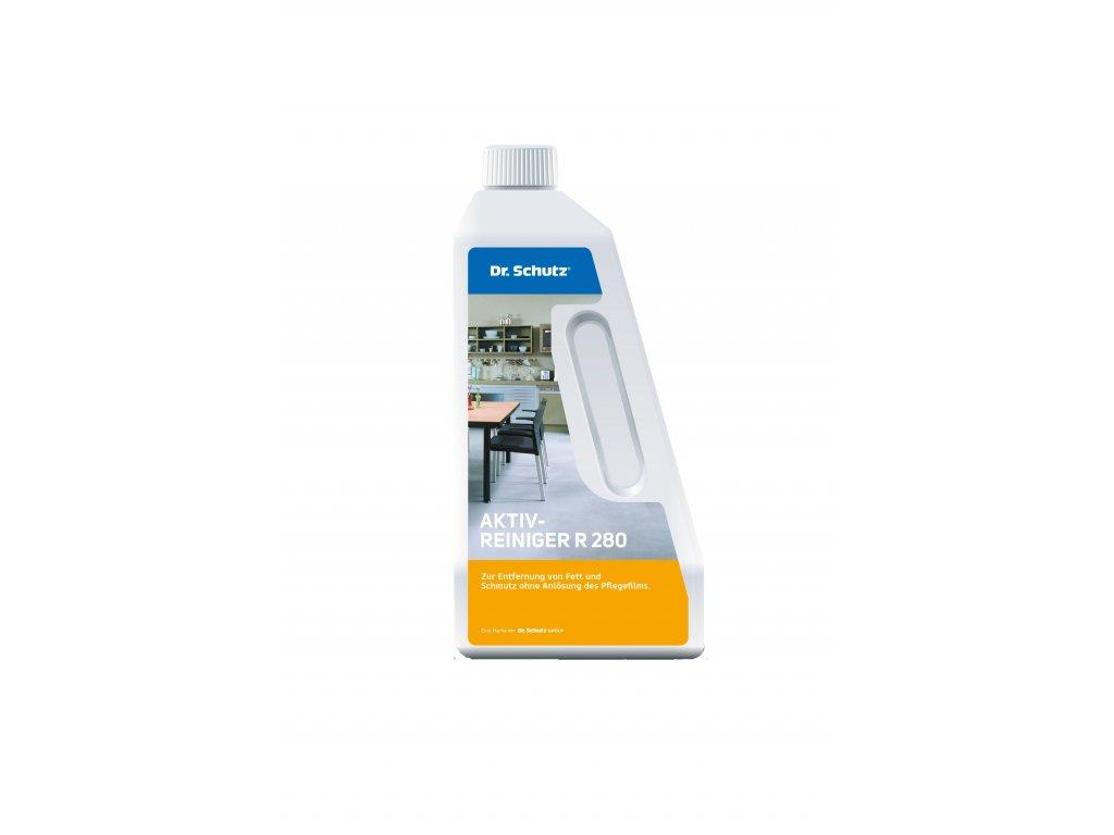 CC Aktivní čistící přípravek R 280 750ml Mockup D