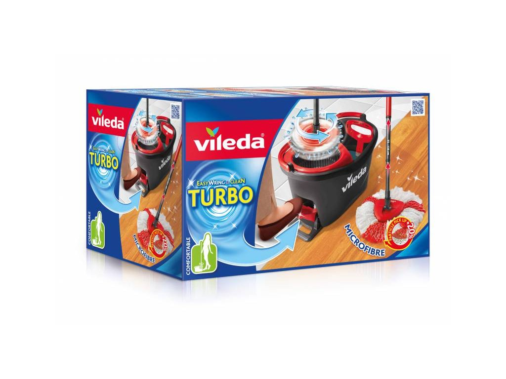 vileda set turbo