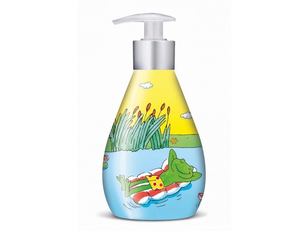 frosch tekute mydlo pro deti s davkovacem