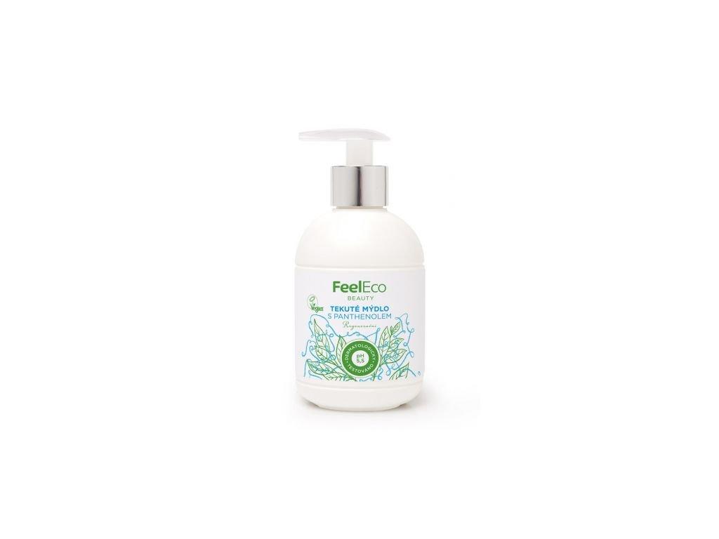 mydlo pantenol