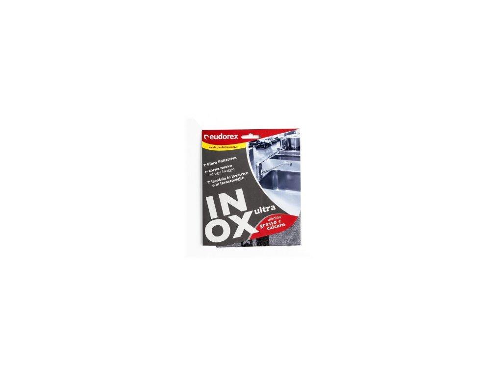 EUDOREX - INOX  hadřík na nerez,ocel,chrom,keramika