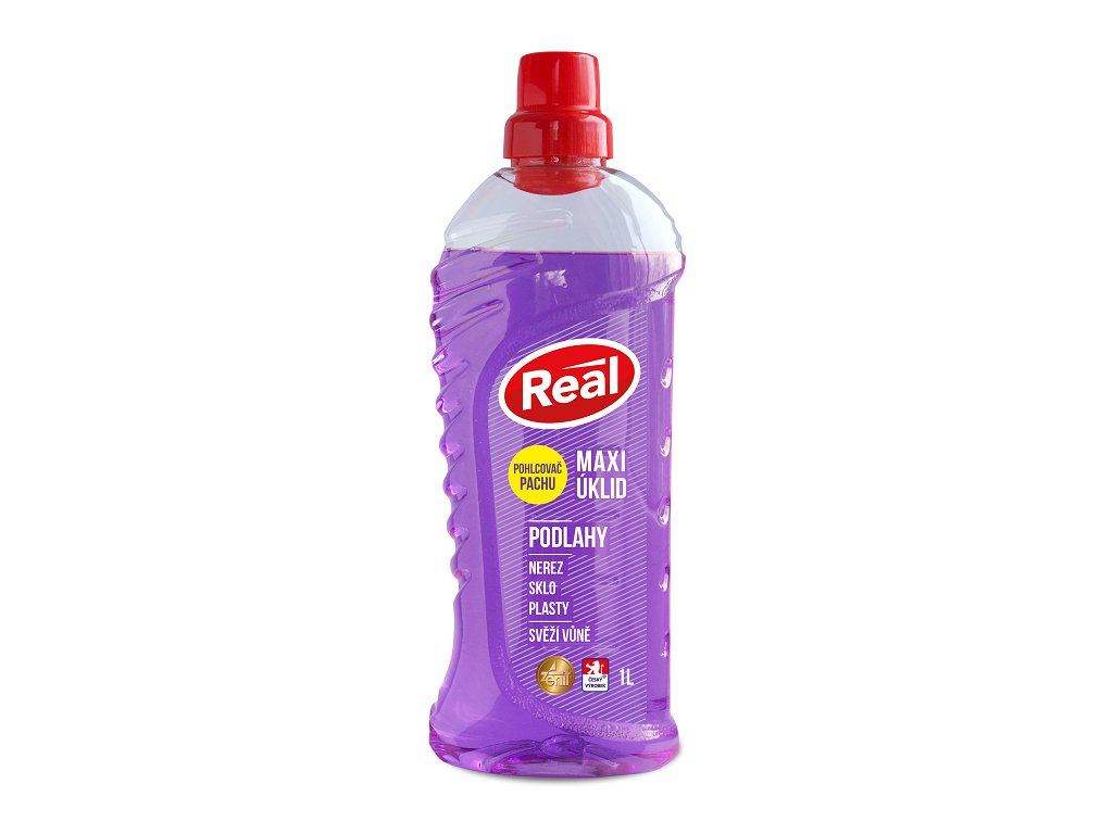 real maxi uklid pohlcovac pachu 1l