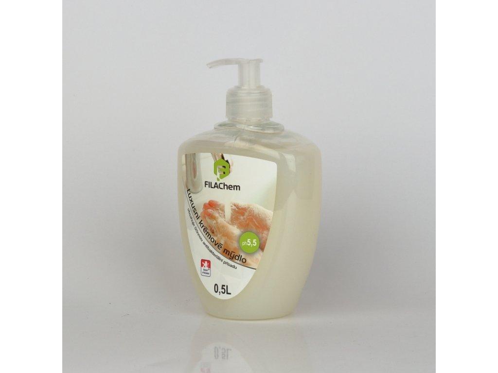 tekute mydlo s antibakterialni prisadou 500ml three